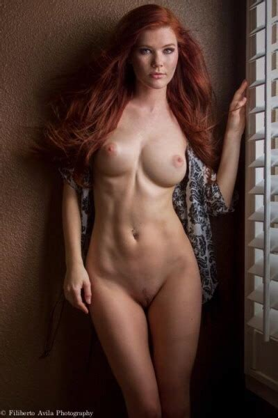 Amazing Redhead Xanef