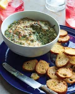 Spinach Bacon and Onion Dip