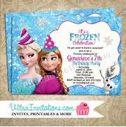 Make Birthday Invitations Online Free 14 Frozen Birthday Invitation Free PSD AI Vector EPS Frozen Birthday Invitations Announcements Zazzle Make Your Own Frozen Invitations THERUNTIME COM