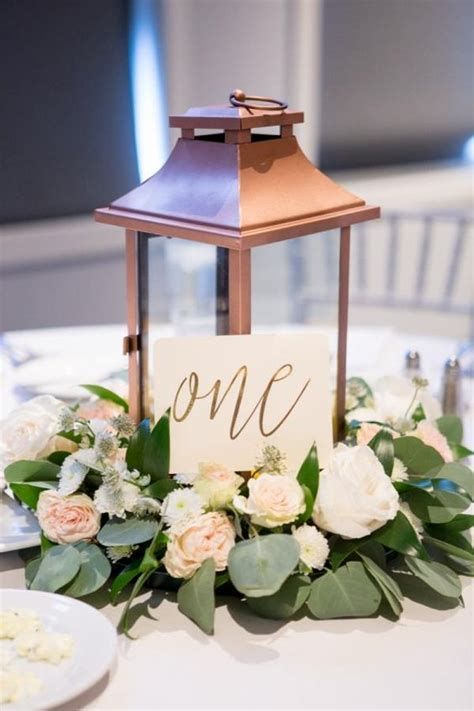 30 Copper and Greenery Wedding Color Ideas Deer Pearl