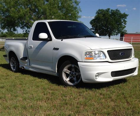 *SOLD* 2000 Ford Lightning *FOR SALE* White 5.4