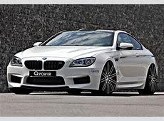 2013 BMW M6 GPower BiTronic III V2 характеристики