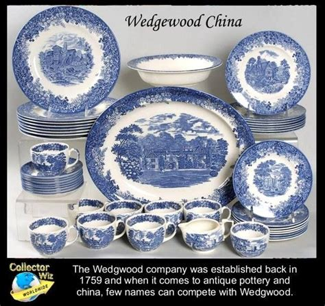 china wedgwood identify value patterns pottery antique english dustyoldthing names wood candles wedgewood known