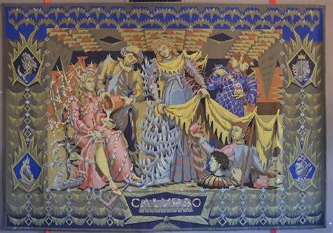 Musée De La Tapisserie Aubusson by Tapisserie Aubusson Calypso Objet Aluminium