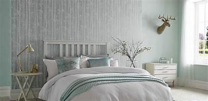 Bedroom Organic Wall Bedrooms Decor Blues