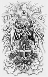Religious Tattoo Ideas For Men Half Sleeve Drawings ...