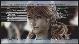Final Fantasy Xiii Max Accessory Slots Treasure Voyage