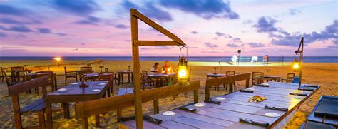 Seafood Restaurants in Colombo l Mount Lavinia Hotel Seafood Cove