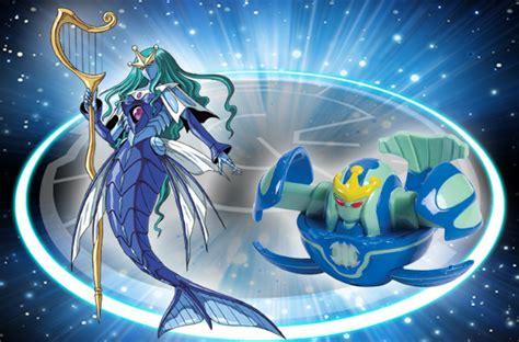 gan siege sirenoid bakugan wiki characters dragonoids