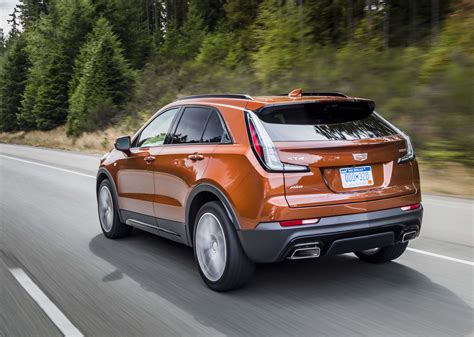 2019 cadillac xt4 crossover detroit s new edition automotive rhythms