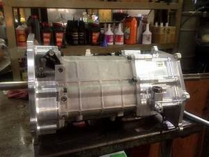 An Inside Look At Lg Motorsports  Emco Corvette Sequential Gear Box