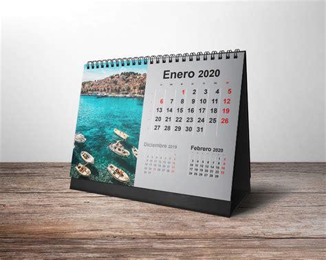 plantillas de calendarios gratis descargar