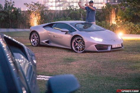 Special Report Waldorf Astoria Lamborghini Driving