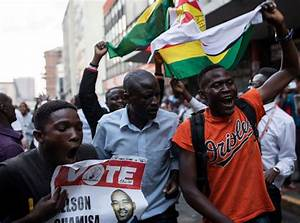 Zimbabwe election results: Could the opposition party win ...