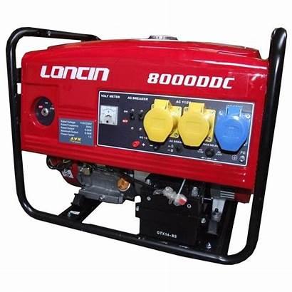 Generator Petrol Silent Loncin Generators Pump