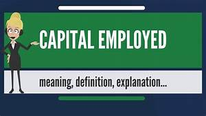 Capital Employed Berechnen : what is capital employed what does capital employed mean ~ Themetempest.com Abrechnung