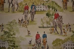 English Hunt Scene Wallpaper - WallpaperSafari