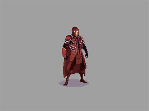 X Men Apocalypse Adult Swim Ad Spot Pixel Art On Behance