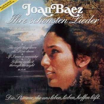 Die Schönsten Lieder — Joan Baez Lastfm