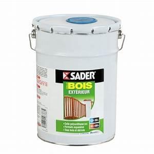 colle a bois polyurethane exterieur bricozor With colle a bois exterieur polyurethane