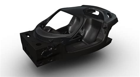 ferraris  enzo  chassis details revealed  car