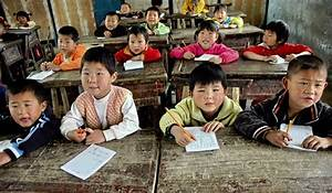 Education Outcomes Vary Widely From Urban To Rural China