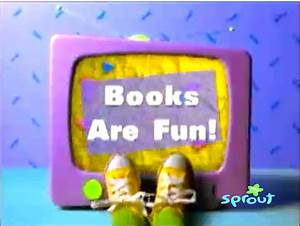 Books Are Fun! | Barney&Friends Wiki | FANDOM powered by Wikia