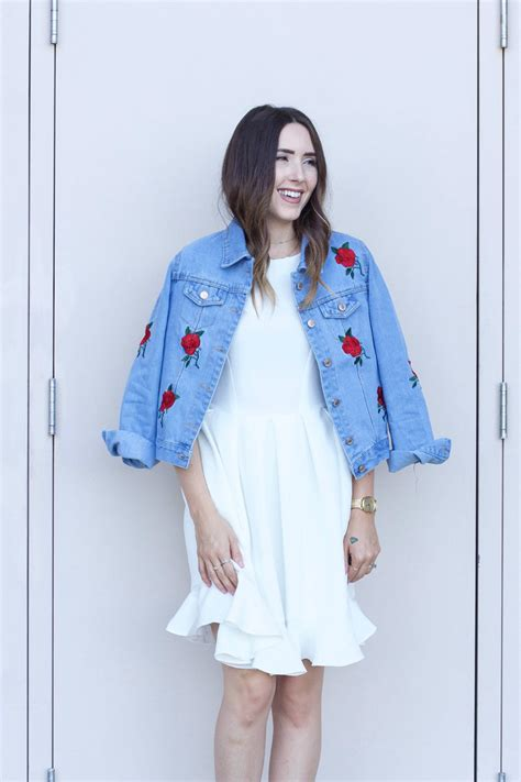 THE DENIM JACKET YOU NEED THIS SUMMER | Elements of Ellis