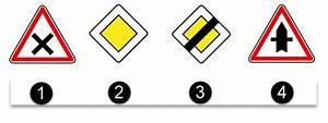 Intersection Code De La Route : les panneaux de priorit code de la route 1 la circulation routi re l openclassrooms ~ Medecine-chirurgie-esthetiques.com Avis de Voitures