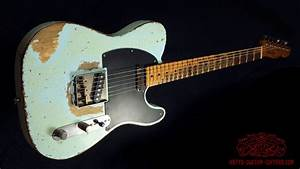 Telecaster Heavy Relic Body Artys Custom Guitars Shop Tele