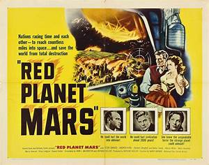 Red Planet Mars - Sci Fi B Movie Posters