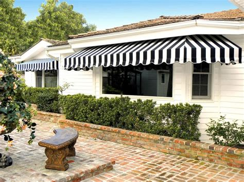 bay window awning traditional exterior los angeles  superior awning