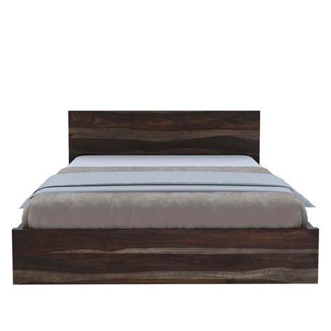 Platform Bed Frame by Paganus Modern Simplicity Solid Wood Platform Bed Frame