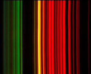 Reference spectrum lines neon Laser Pointers