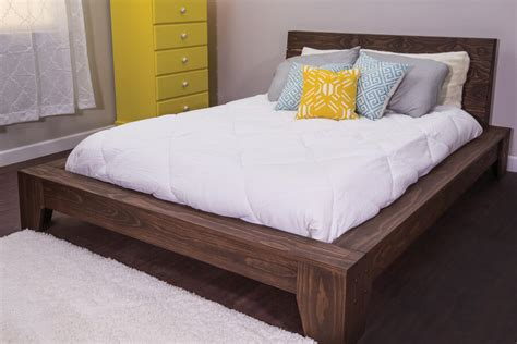 20 Free Diy Platform Bed Plans You Can Build Yourself