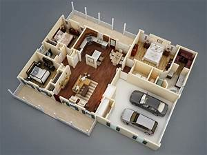 What Makes A Split Bedroom Floor Plan Ideal The House