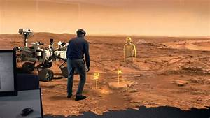 Virtual Reality Travel to Mars • Digital Bodies