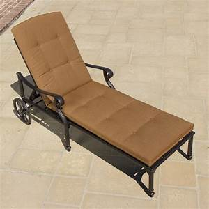 Chaise Longue Aluminium : cast aluminum outdoor cast aluminum chaise lounge chairs ~ Teatrodelosmanantiales.com Idées de Décoration