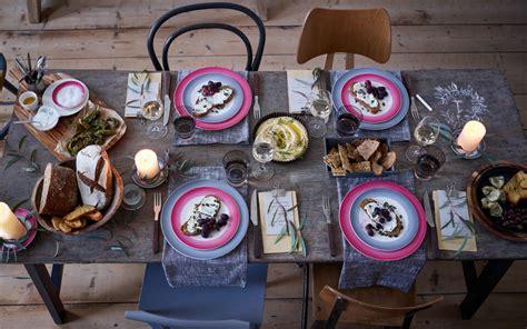 speisen anrichten und garnieren mit villeroy boch