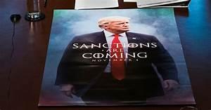 Table A A Game Of Thrones Style Poster Overshadowed A Trump