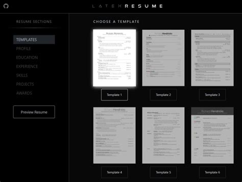 Resume Creator For Linux by Resume Generator Alternatives And Similar Websites