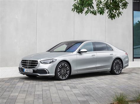 Obviously, the government's estimates will vary between the two different powertrains, and we expect the larger of the engines to. Mercedes-Benz S-Class (2021) - picture 8 of 249 - 800x600