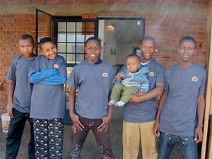 TODAY T-shirts find a home with boys in Tanzania - TODAY.com
