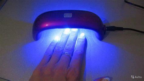 Лампа для сушки гельлака виды ЛЕД и УФлампы технические характеристики особенности использования рейтинг лучших и отзывы владельцев