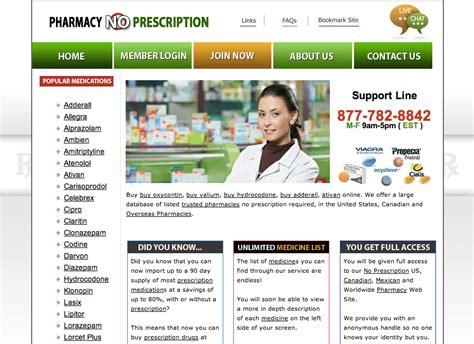 No Prescription Pharmacy by Pharmacy Noprescription Rxlogs
