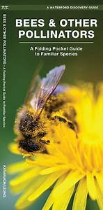 Bees  U0026 Other Pollinators Pocket Guide  About 75 Percent Of