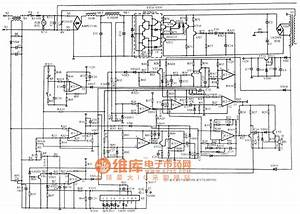 Suopu Sp-220 Induction Cooker Circuit
