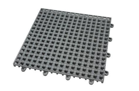 grip tile flooring raised grip loc tile bar shelf liner and matting