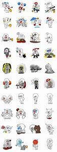 LINE Moon | Emoticons & stickers | Pinterest | Moon ...