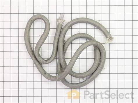 general electric range seals  gaskets replacement parts accessories partselect
